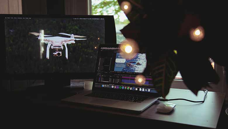 12 adımda drone çekim teknikleri - drone videosu renklendirme
