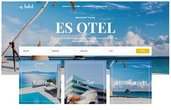 Kurumsal Web Sitesi Çözümleri - Web Tasarım