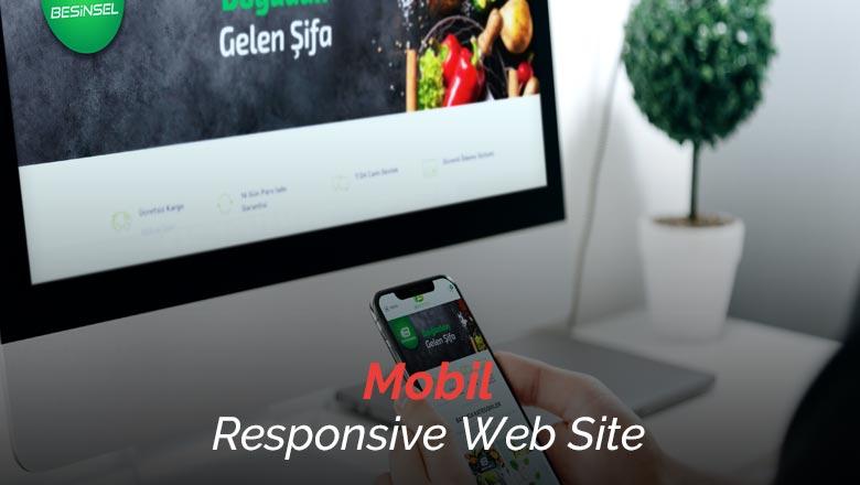 mobil web sitesi mobil uyumlu responsive website