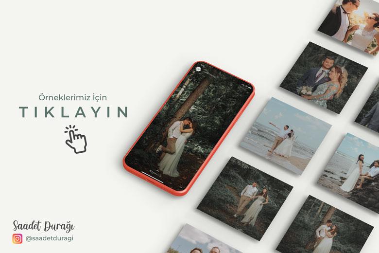 Düğün Dış Çekim Örnekleri, Düğün Fotoğrafı Örnekleri