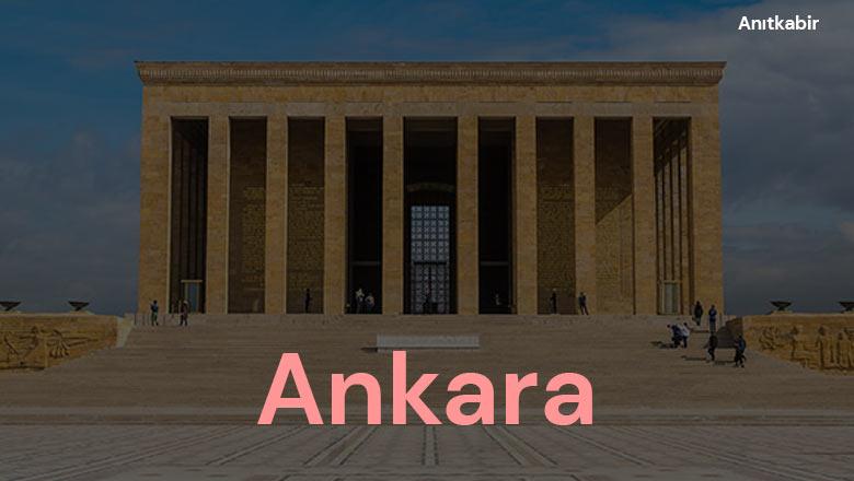 Ankara Düğün Çekimi İçin Yerler