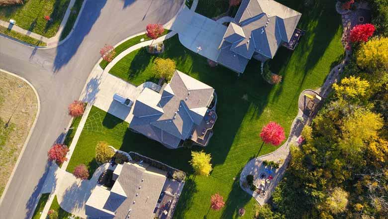 Drone Çekimi İnşaat Plaza Havadan Çekim