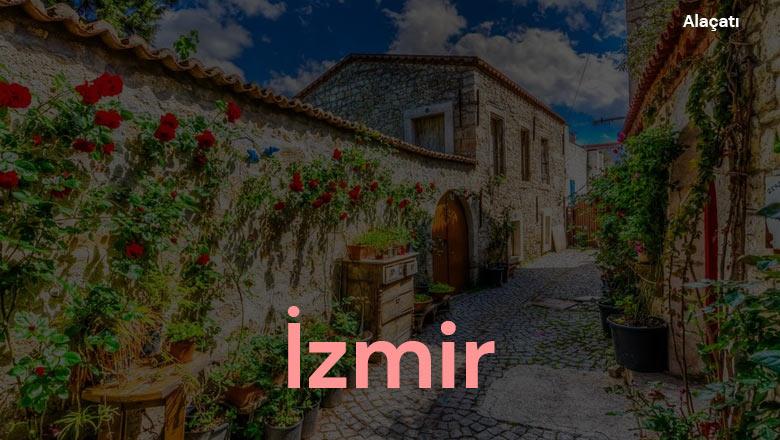 İzmir Düğün Dış Çekim Mekanları